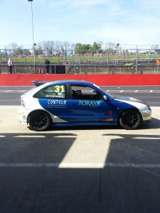 Forays sponsor Race Ace Jack Roberts