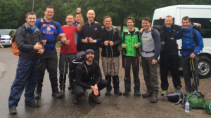 We did it… the 3 Peaks Challenge…
