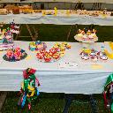 flower show cakes