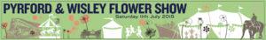 flower show logo