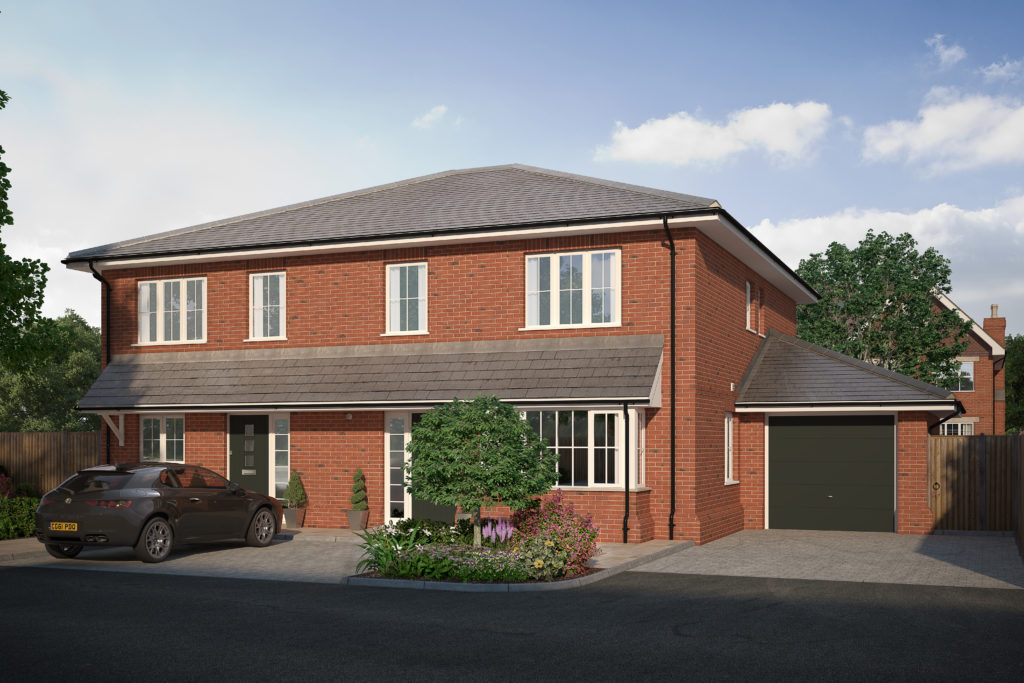 Binfield development in high demand!