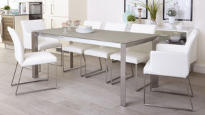 eve-grey-frosted-glass-with-brushed-stainless-steel-and-monti-leather-extending-dining-set-1