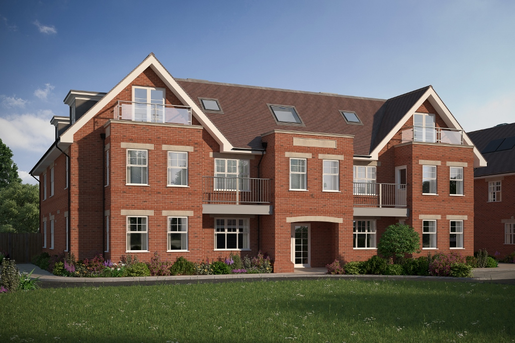 Apartments still available at our Binfield development