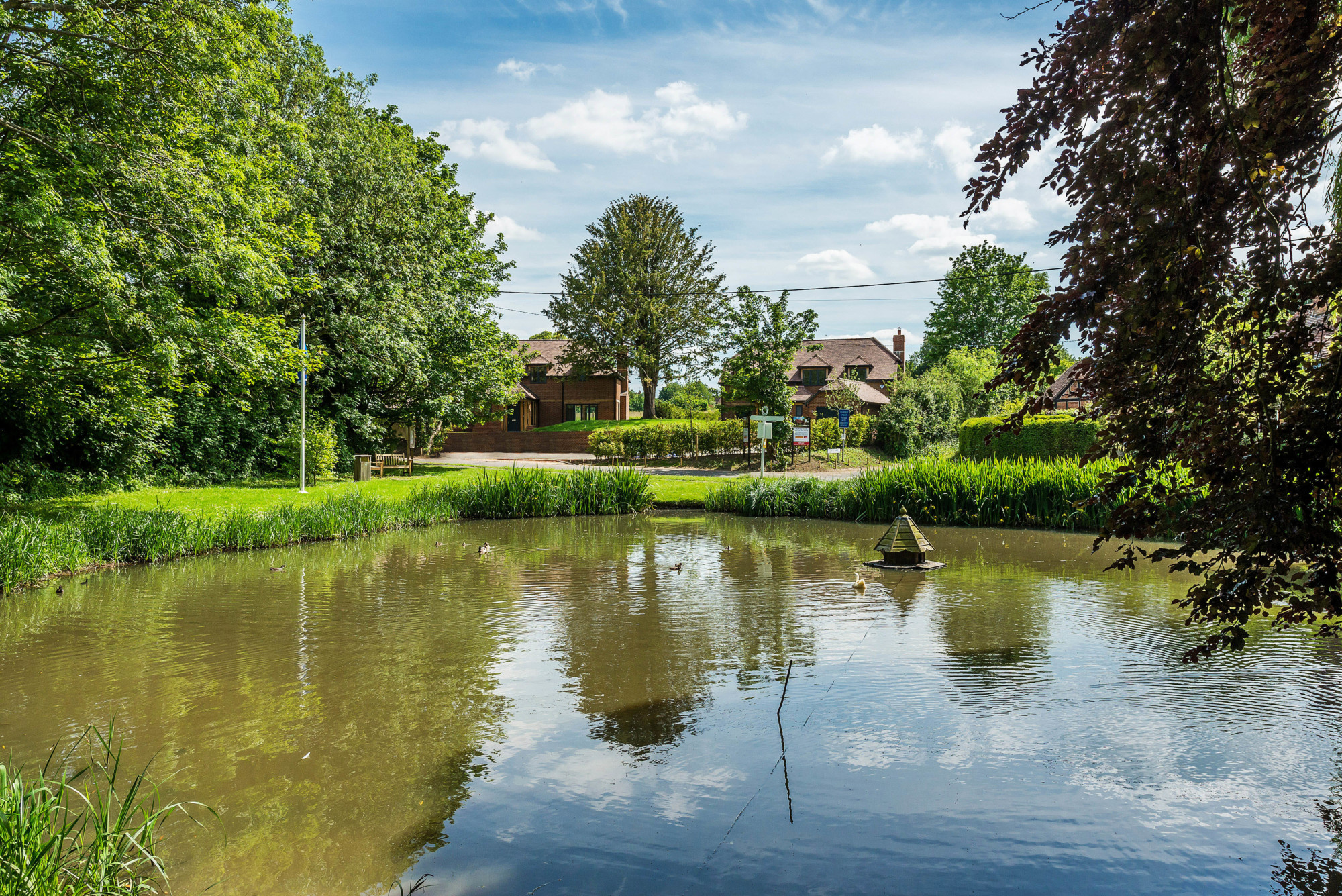 Odiham ranked as one of the top commuter villages by Homes & Property