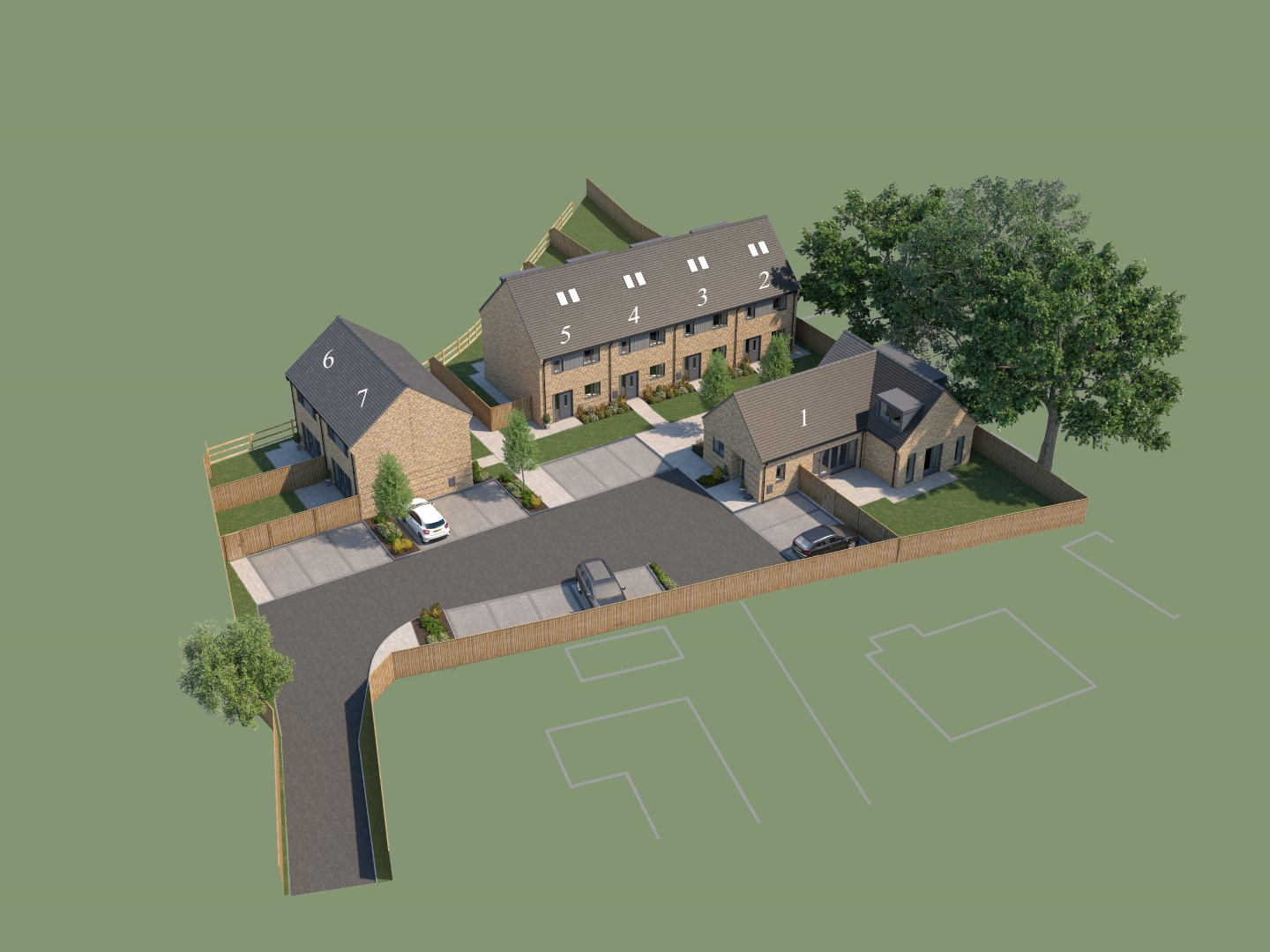 Harts Mead, Smallfield …. show home open from 1st May