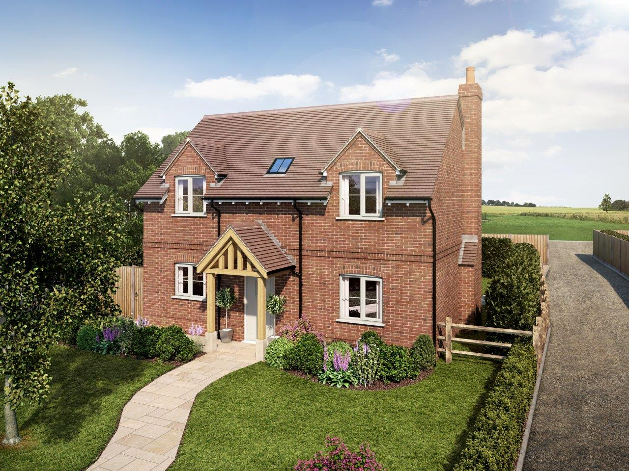 Open House at Fincham View, Rye Common