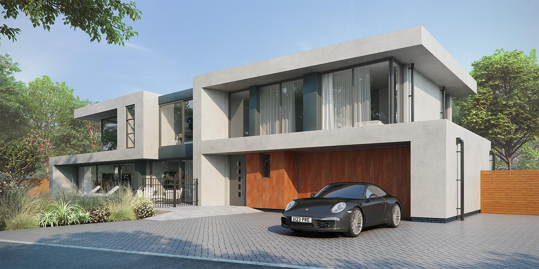 Two stunning coastal properties coming soon to Mudeford