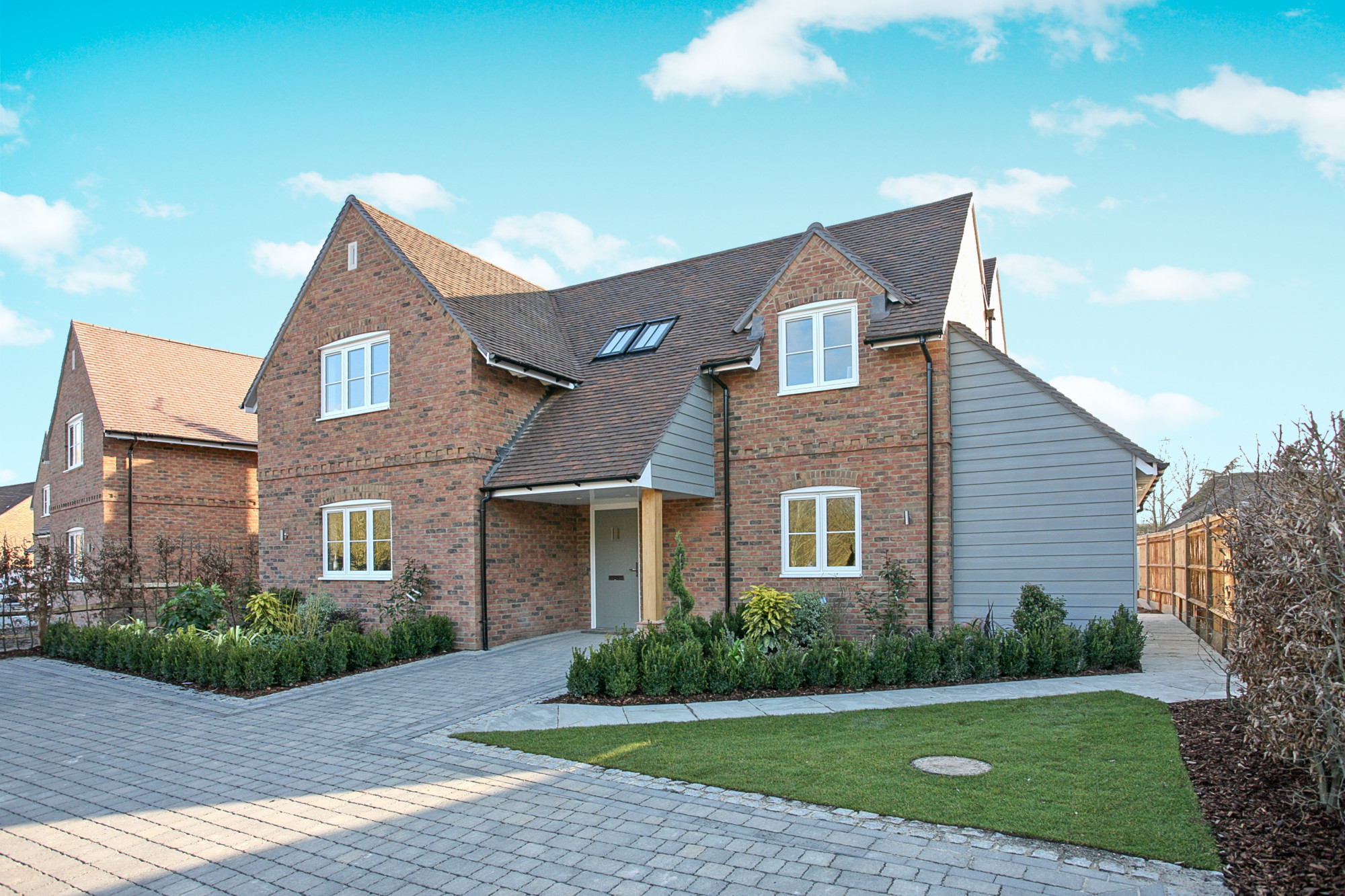 Launched! Show home at Fincham View, Rye Common is open for viewing