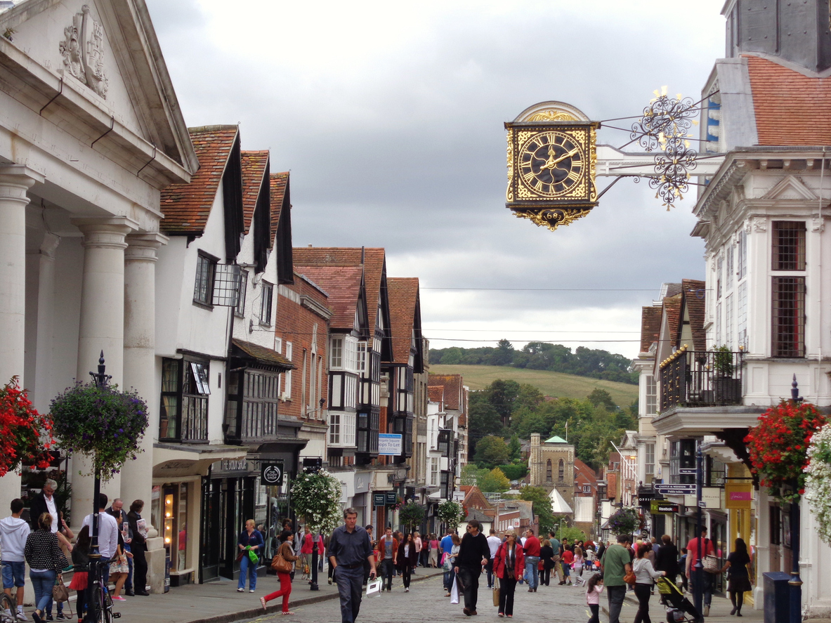 The appeal of Guildford